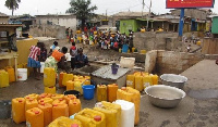 All water treatment plants have broken down due to the increasing level of illegal mining activities
