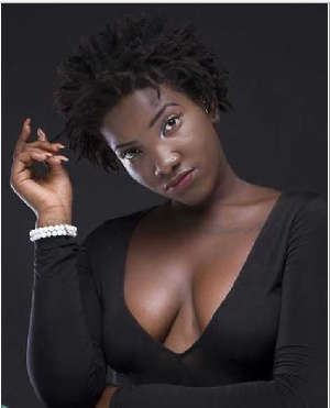 Ebony Reigns has been chided for her reckless dressing