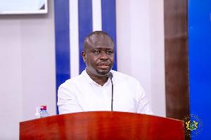 Kobina Anim, Government Statistician