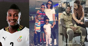 Asamoah Gyan wanted to annul his marriage with his wife