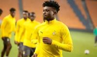 Black Stars midfielder, Mohammed Kudus