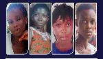 Four Takoradi girls