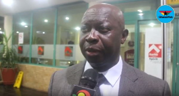Kwabena Yeboah appeals to President Akufo-Addo for bus for SWAG