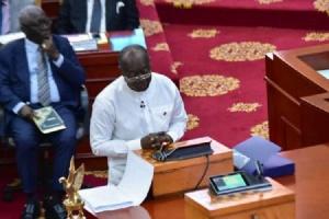 Ken Ofori-Atta is Minister of Finance