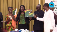 The launch of the PEFA report