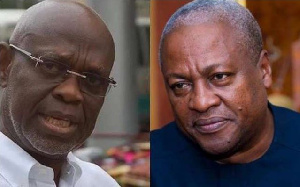Former President Mahama as well as several sources within the party have denied any such event