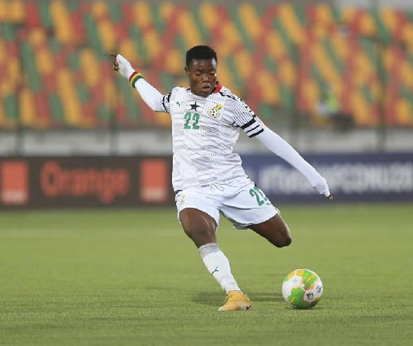 Abdul Fatawu Issahaku joins Dreams FC