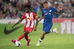 Ghana defender Gideon Mensah set to join French side Bordeaux