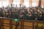 LIVESTREAMING: Ghanaians bid final farewell to Rawlings