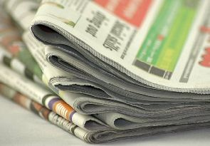Stories making the headlines all captured in the newspapers