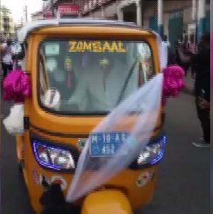 Mahama Camboo Wedding Woee