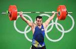 Iranian Sohrab Morad, broke an 18 year old Asian record