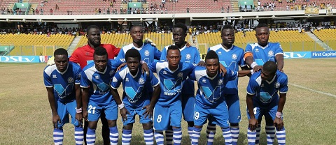 Great Olympics targets a top four finish in the ongoing Ghana Premier League