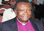 Most Reverend Professor Emmanuel Asante, Chairman of the National Peace Council (NPC)