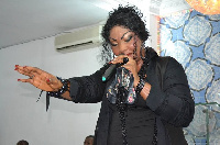 Eucharia Anunobi who gave her life to Christ some years ago is now an evangelist