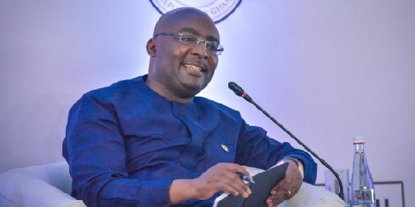 \'First they say it is impossible; when we do it, they say they can do it better\' -  Bawumia