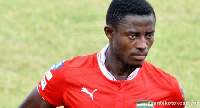 Ahmed Adams is reportedly out of Kotoko's squad for the Confederations Cup
