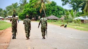 Tanzian Troop