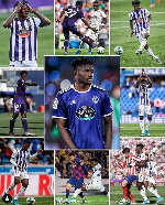 Mohammed Salisu confirms Real Valladolid exit in emotional message