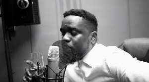 Sarkodie has urged Sammy Gyamfi to retract and take down his post