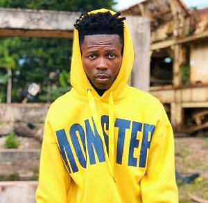 Ghanaian rapper Strongman
