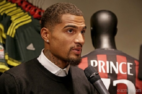Deduct points of clubs to fight racism - KP Boateng advocates