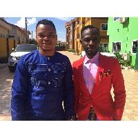 Pastor Obinim and Okyeame Kwame