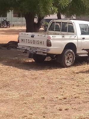 File photo: The pick-up vehicle
