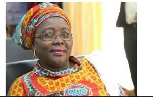 Hajia Alima Mahama, Local Government Minister