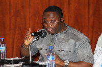 NDC National Director of Elections, Elvis Afriyie Ankrah