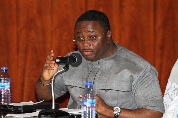 NDC generated its register and knows the names omitted in the voters\' register – Afriyie Ankrah