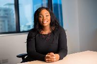 Ms Angela Mensah-Poku, Head of Vodafone Business Solutions
