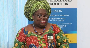 Nana Oye Lithur, Minister of Gender, Children and Social Protection