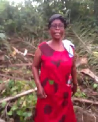 Sister of the deceased narrating how her brother passed on