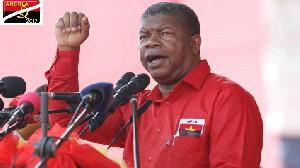 Angola President, Joao Lourenco