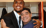 African soccer stars pay tribute to Maradona after his passing