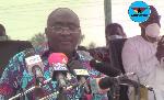 Dr Mahamudu Bawumia, vice president of Ghana