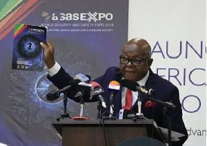 Speaker of Parliament, Prof. Aaron Mike Oquaye