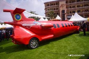 Kantanka Plane