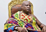 President of the National House of Chiefs, Togbe Afede XIV