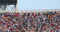Massive turn out at the Essipong Stadium for the MTN FA Cup Final