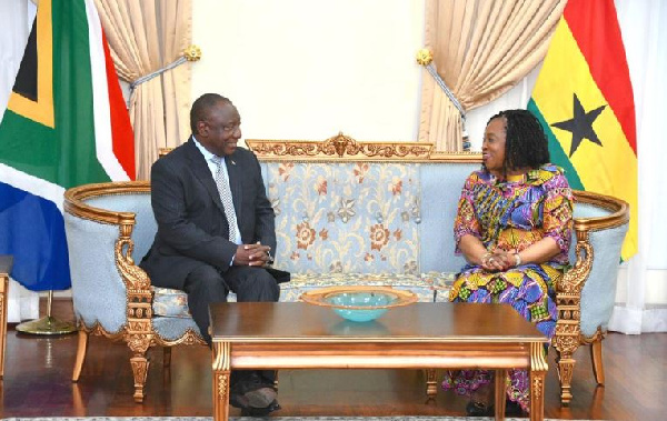 Ghana, South Africa seal deal to form Bi-National Commission