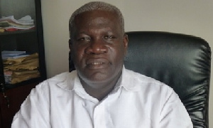 Solomon Kotei, President of Industrial and Commercial Workers