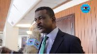 Kweku Ricketts Hagan, NDC Flagbearer hopeful