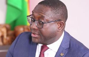 Yaw Buaben Asamoah  NPP