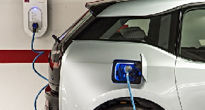 File photo: Electric cars need a stable uninterrupted power supply