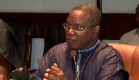 Ghanaian economist, Dr. Nii Moi Thompson