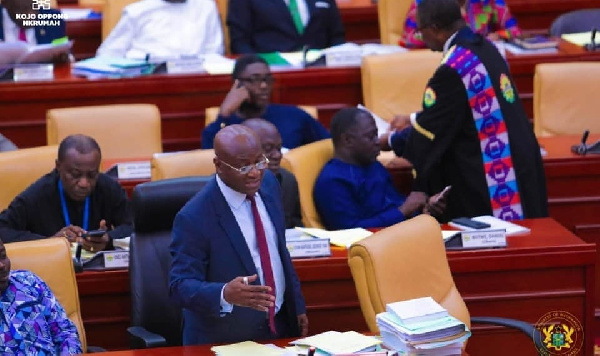 We'll take our rightful place in Parliament on Friday – NPP MPs