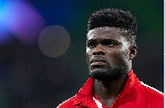 Partey's Atletico Madrid knocked out of the UEFA Champions League by Leipzig