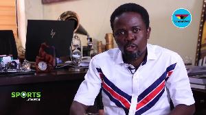 Normalisation Committee Spokesperson Dan Kwaku Yeboah